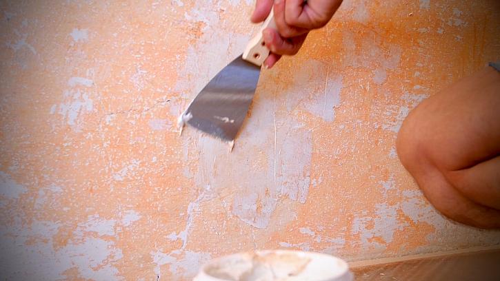 Video návod jak připravit zeď před malováním či tapetováním
