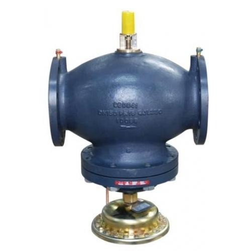 Danfoss AB-QM automatický regulátor průtoku DN 125