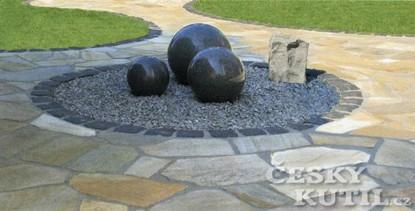 Knauf vám ukáže jak na cestičky z kamene