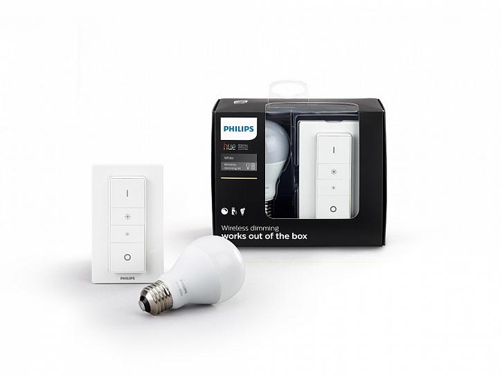 Bezdrátový vypínač a dálkové ovládání v jednom - základní sada