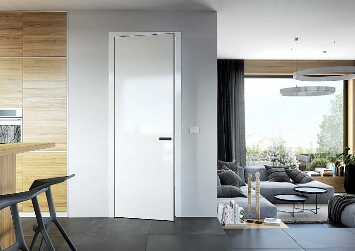 Pořizovací cena je nižší než u ručně stříkaných dveří (od 2 626 Kč bez DPH za model ELEGANT 10).
