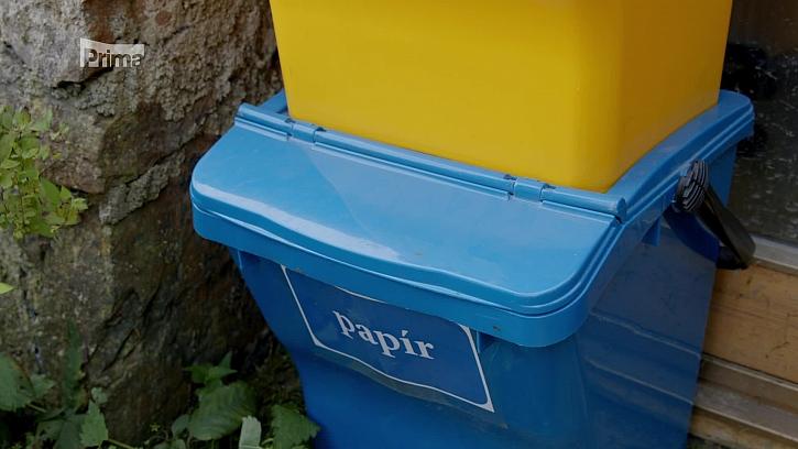 Papír a plasty