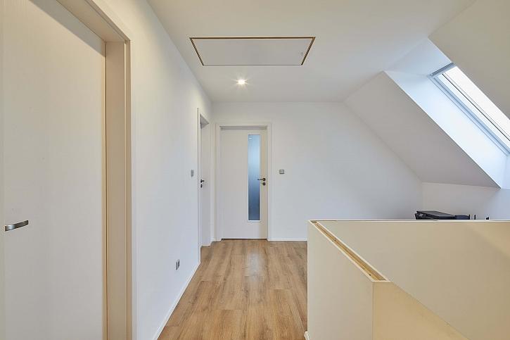Podkrovní prostory: vytvořte si snadno útulné místo pro Vaše bydlení