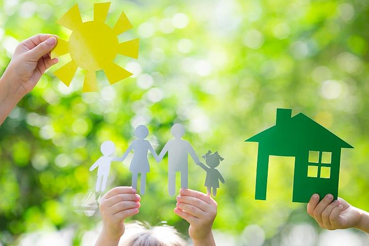 Zelená domácnost je klíčem k rozumnému hospodaření (Zdroj: Depositphotos)