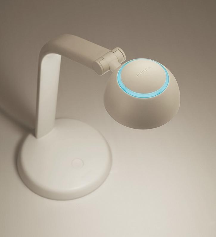 Lampičky (nejen) na pracovní stůl