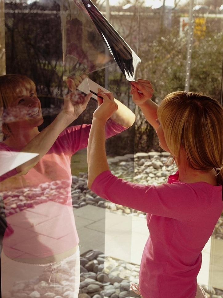 Folie na sklo aneb špionům pohledy zakázány