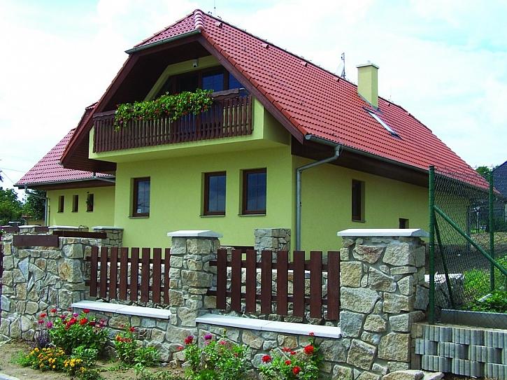 Rakouské zateplování z Moravy