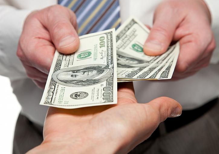 Výplata bankovek