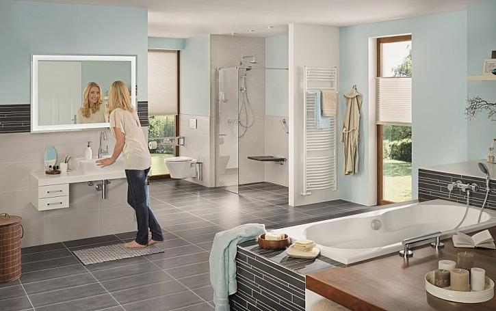 BAUHAUS rádce - nová koupelna, renovace koupelny