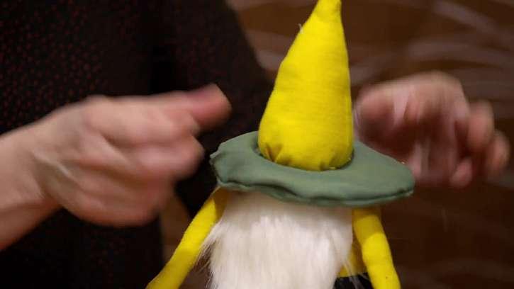 Nalepení kloboučku