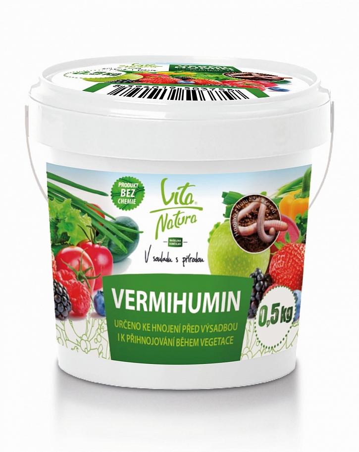 Vita Natura hnojivo Vermihumin