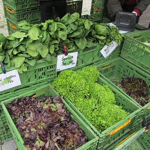 Farmářské trhy Strakonice