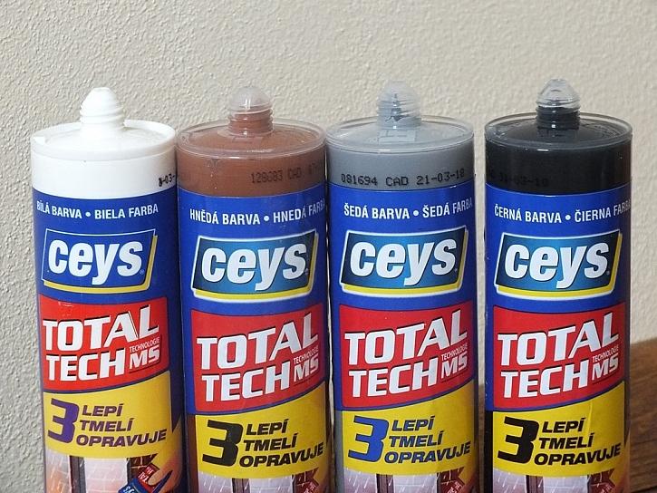 Ceys Total Tech v různých barvách