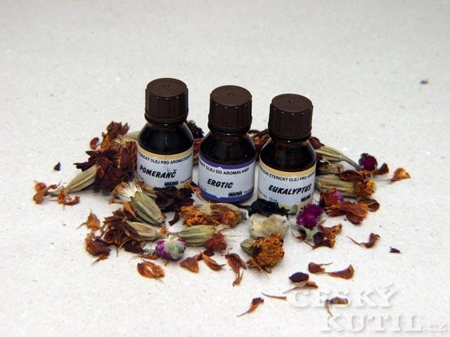 Aromaterapie – triky pro partnery