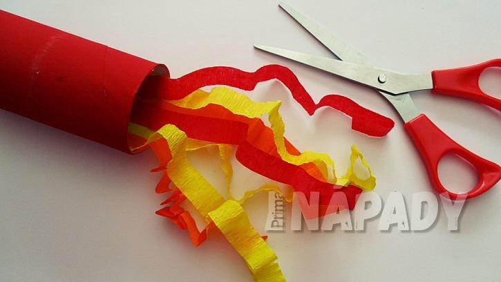 Chrliči papírových ohňů 4