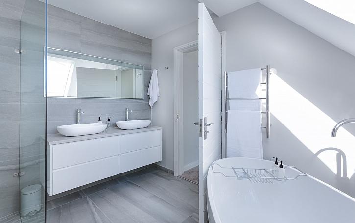 Moderní technologie pomohou usnadnit úklid koupelny (Zdroj: PIKATEC)