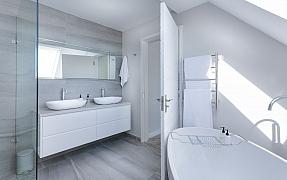 Moderní technologie pomohou usnadnit úklid koupelny