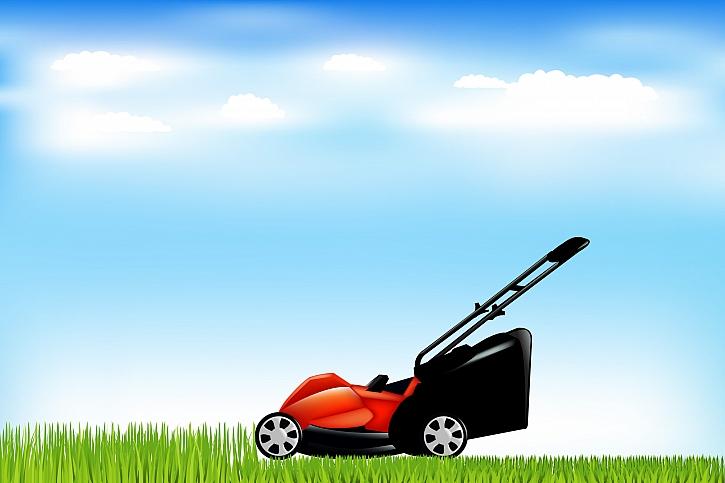 Jak na výběr rotačních sekaček na trávu? (Zdroj: Depositphotos)