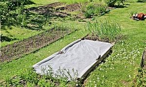 Teplé pařeniště je nepřekonaný jednoduchý způsob rychlení zeleniny