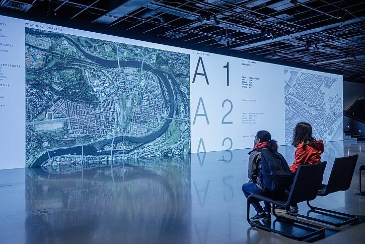 Prozkoumejte Prahu roku 2040, po 25 pražských stavebních prioritách vás provede Adam Gebrian (Zdroj: CAMP)