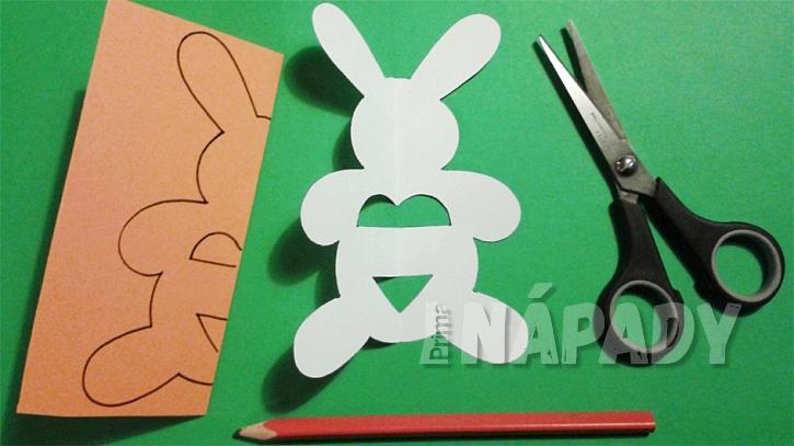 Zvířátka z papíru: podle obrysů je vystřihněte