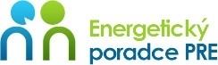 Logo Centrum energetického poradenství PRE