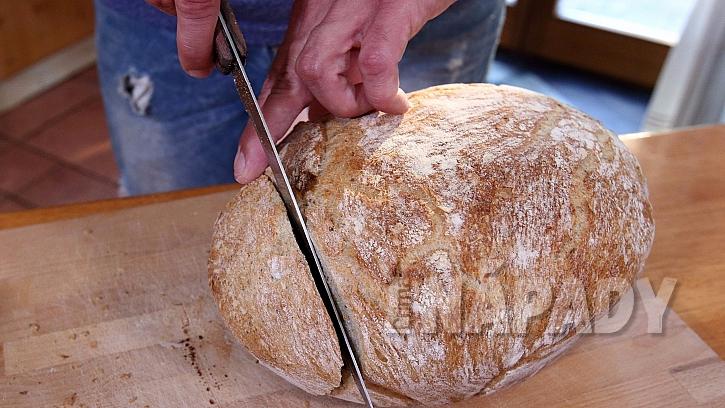 Jak se peče chleba 6