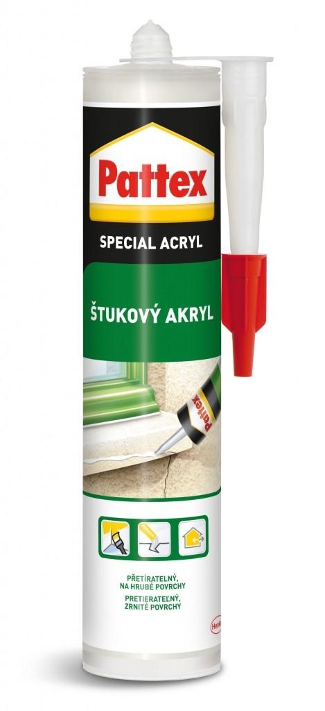 Jak pracovat se štukovým akrylem?