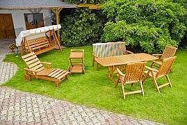 Víte, jak správně pečovat o zahradní nábytek?