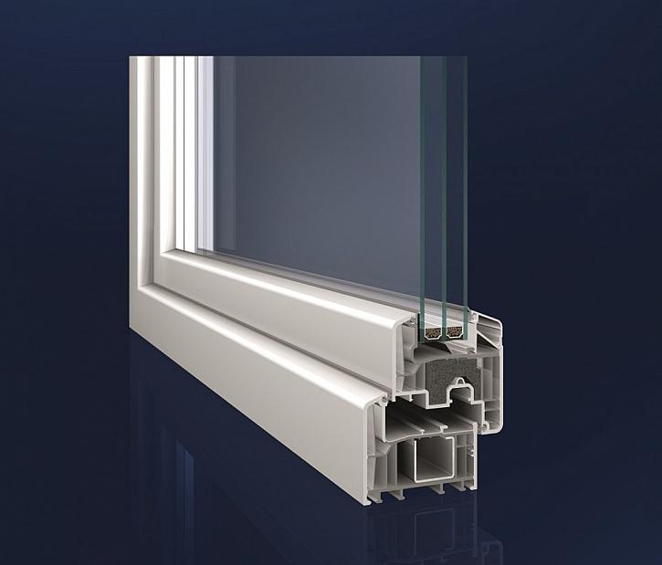 Okna Inoutic s recyklovaným jádrem - EcoPowerCore