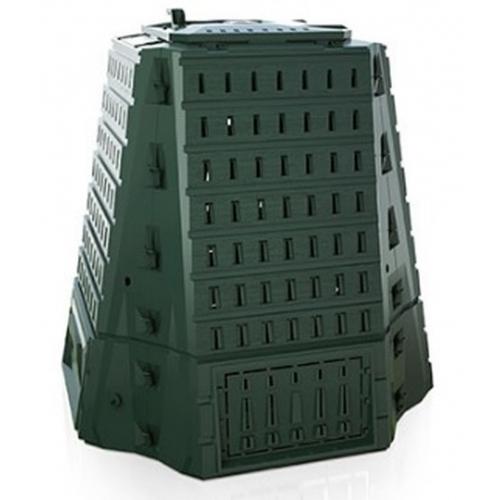 PROSPERPLAST BIOCOMPO 900L Kompostér zelený