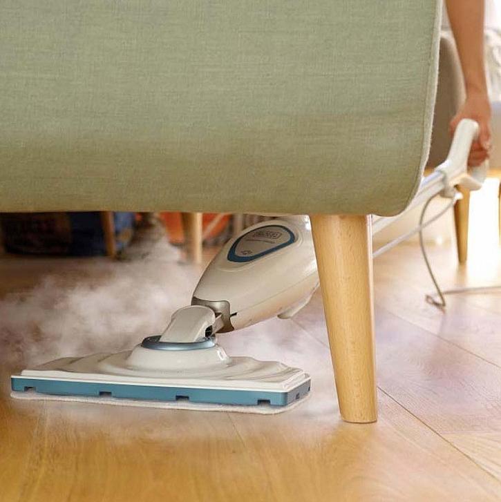 Parní mopy pro parní čištění