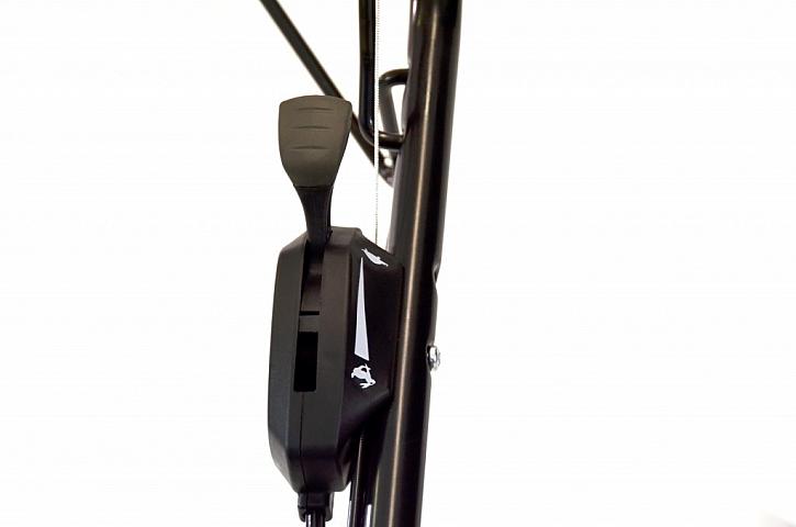 Vysoká úroveň komfortní výbavy - to je VARI MP1 554 H