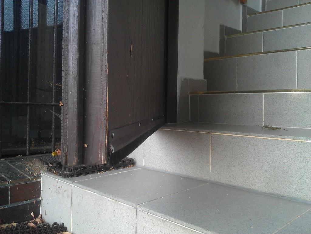 Inspektoři nemovitosti radí – interiérové a vstupní dveře