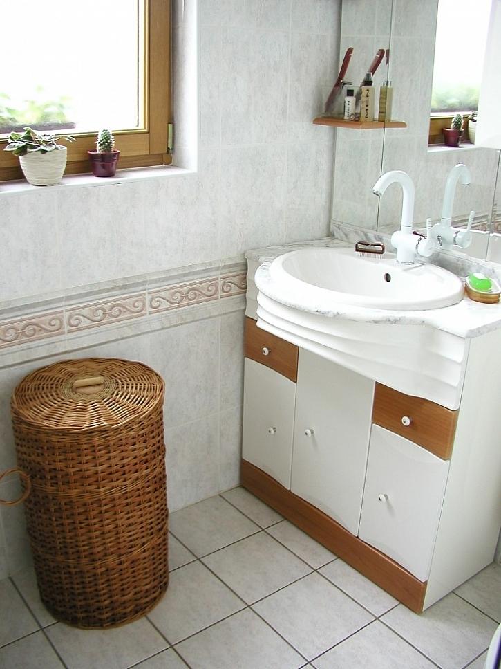 Inspirace - koupelnový nábytek