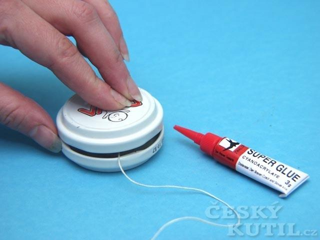 Jak vyrobit jojo
