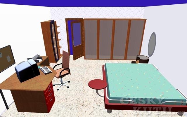 """Kouzlení s prostorem aneb """"vizualizace"""" není zaklínadlo (Plánujeme byt – 2. díl)"""