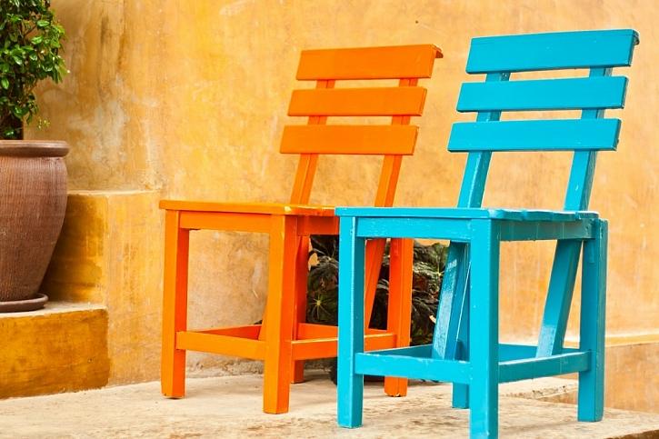 Sedlácká barva, to je barva 3v1 – penetrace, základ a vrch