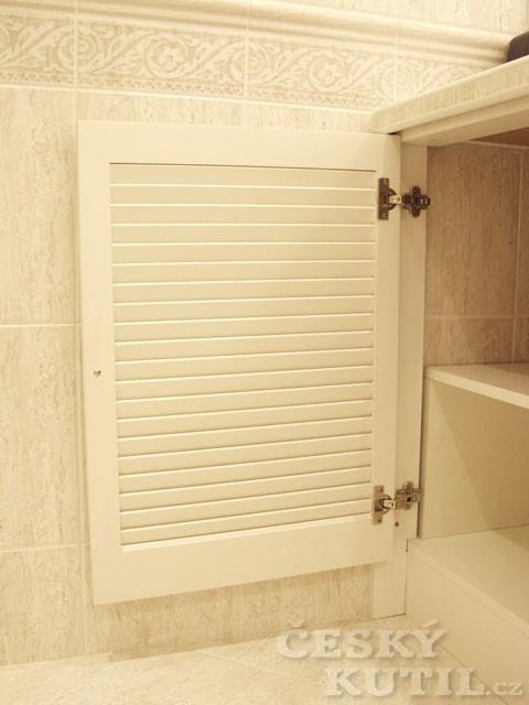Rekonstrukce koupelny v paneláku – 2. díl