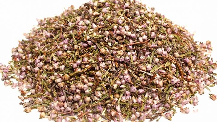 Vřes obecný (Calluna vulgaris) sušený