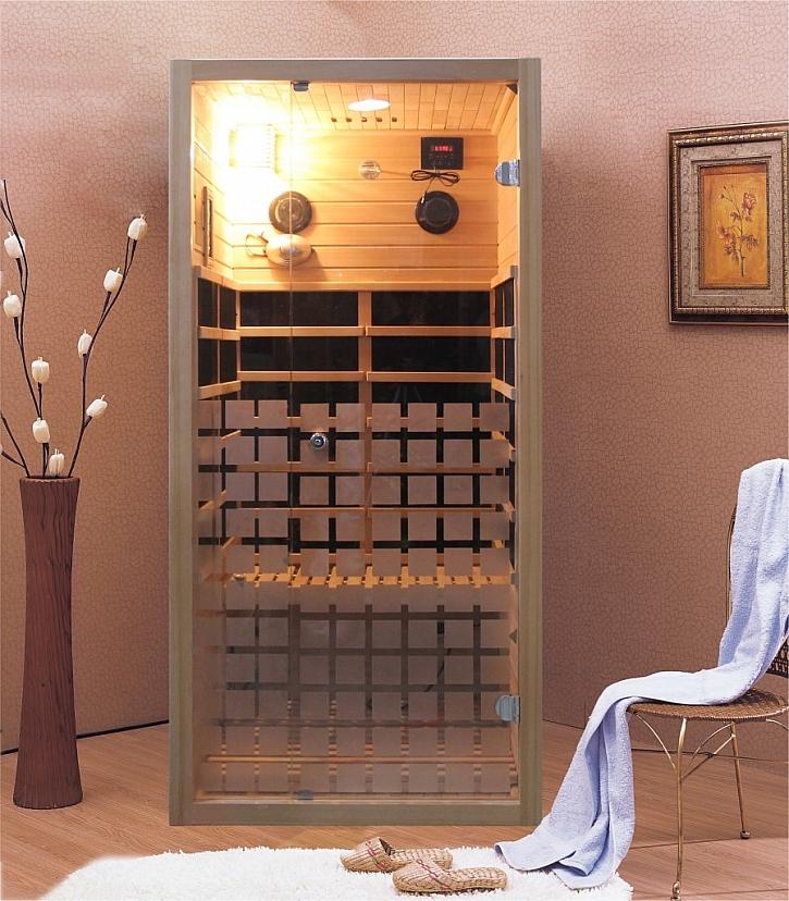 Elegantní vzhled předurčuje moderní infrasauny i k tomu, aby byly ozdobou jakéhokoliv interiéru