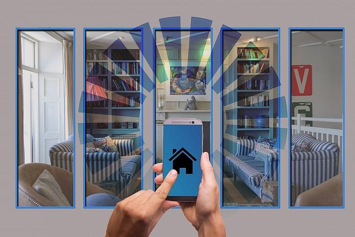 Díky chytrým telefonům budeme mít i chytrou domácnost
