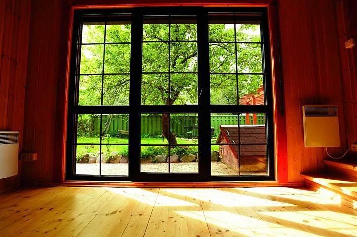 Dřevo v interiéru: tradice nově