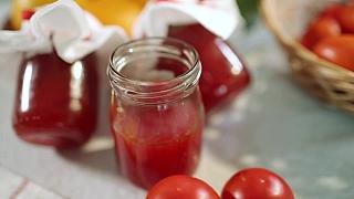 Pomerančovo-rajčatová marmeláda