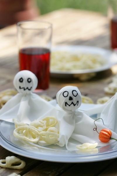 Strašidla a duchové