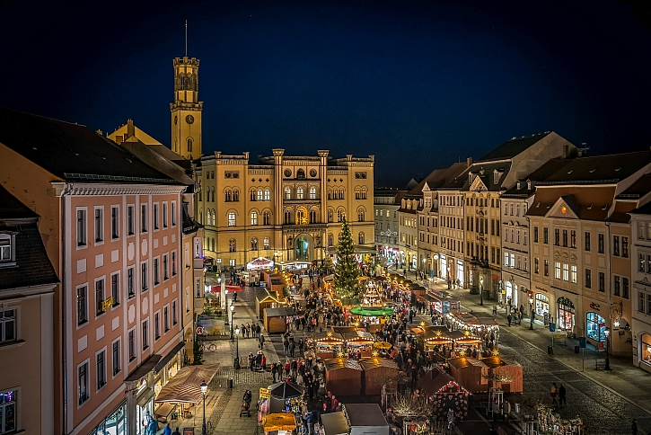Vzhůru do Žitavy na vánoční trhy