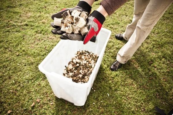 Vyzrajte na zahradní odpad. S drtičem a štěpkovačem je to snadné