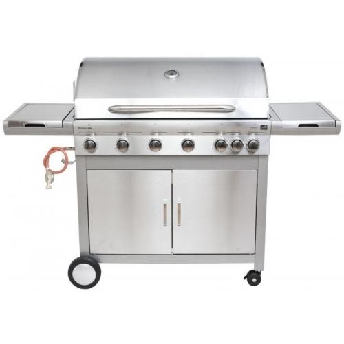 Plynový gril Mexico BBQ Premium line, 7 hořáků