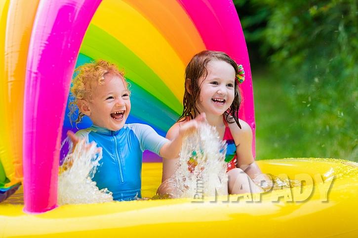 nafukovací bazén pro nejmenší