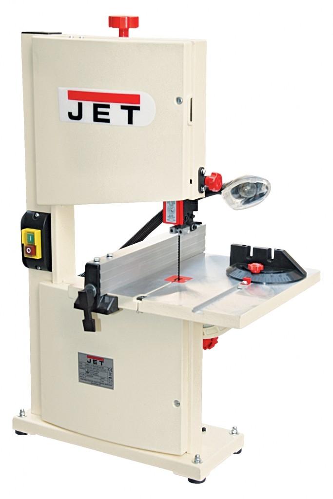 JET JWBS-9X Pásová stolní pila na dřevo 230V
